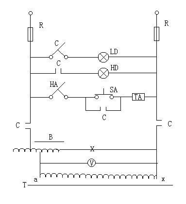 大电流发生器原理图
